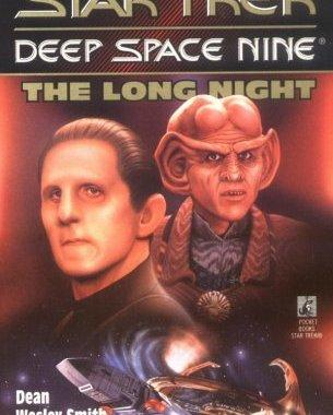 """Star Trek: Deep Space Nine: 14 The Long Night"" Review by Deepspacespines.com"