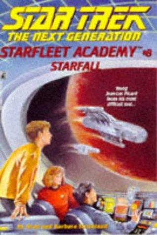 Star Trek: The Next Generation: Starfleet Academy: 8 Starfall Review by Deepspacespines.com