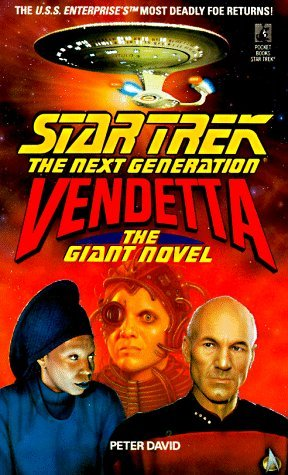 Star Trek: The Next Generation: Vendetta Review by Trek.fm
