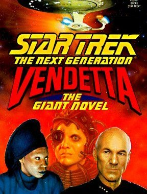"""Star Trek: The Next Generation: Vendetta"" Review by Deep Space Spines"