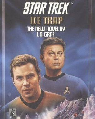 """Star Trek: 60 Ice Trap"" Review by Deepspacespines.com"