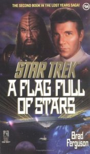 "51TRWYPQRWL. SL500  176x300 ""Star Trek: 54 A Flag Full Of Stars"" Review by Deep Space Spines"