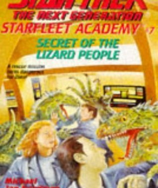 """Star Trek: The Next Generation: Starfleet Academy: 7 Secret Of The Lizard People"" Review by Deepspacespines.com"