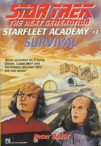 Star Trek: The Next Generation: Starfleet Academy: 3 Survival Review by Deepspacespines.com