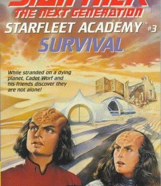 """Star Trek: The Next Generation: Starfleet Academy: 3 Survival"" Review by Deepspacespines.com"