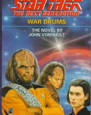 """Star Trek: The Next Generation: 23 War Drums"" Review by Deepspacespines.com"