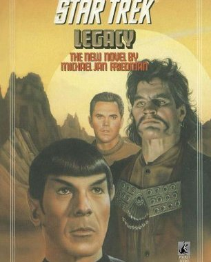 """Star Trek: 56 Legacy"" Review by Deep Space Spines"