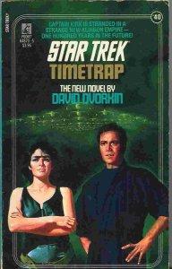 "61n9HvYrjL 192x300 ""Star Trek: 40 Time Trap"" Review by Deep Space Spines"