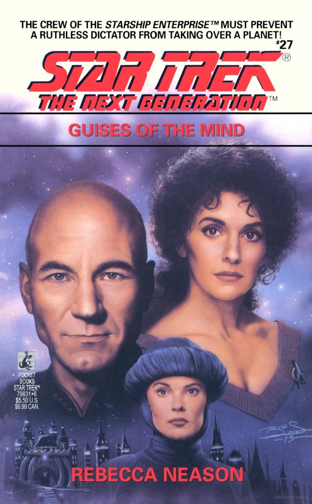 Star Trek: The Next Generation: 27 Guises Of The Mind Review by Deepspacespines.com