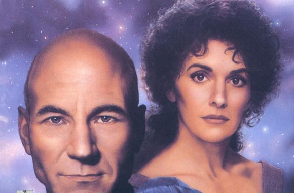 """""""Star Trek: The Next Generation: 27 Guises Of The Mind"""" Review by Deepspacespines.com"""