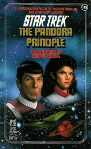 """latest 15 185x300 """"Star Trek: 49 The Pandora Principle"""" Review by Deep Space Spines"""