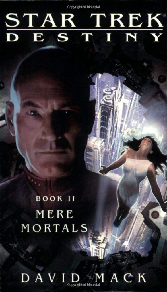 Star Trek: Destiny Book 2: Mere Mortals Review by Trek.fm