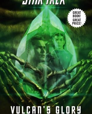 """Star Trek: 44 Vulcan's Glory"" Review by Literary Treks"