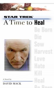 "71L1BfnKQGL 185x300 ""Star Trek: The Next Generation: 8 A Time To Heal"" Review by Literary Treks"