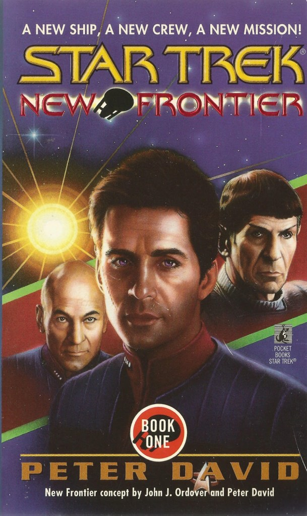 Star Trek: New Frontier: 1 House of Cards Review by Booknest.eu