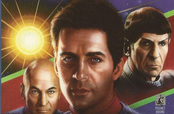 """Star Trek: New Frontier: 1 House of Cards"" Review by Booknest.eu"