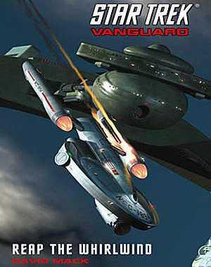 """Star Trek: Vanguard: Reap the Whirlwind"" Review by Unitedfederationofcharles.blogspot.com"