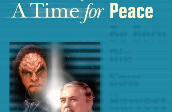 """Star Trek: The Next Generation: 9 A Time For War, A Time For Peace"" Review by Literary Treks"
