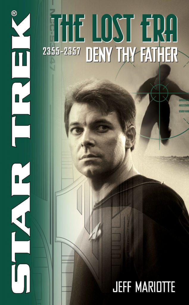 cvr9780743464109 9780743464109 hr 635x1024 Star Trek: The Lost Era: Deny Thy Father Review by Treklit.com