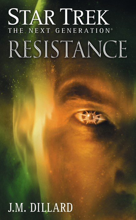 Star Trek: The Next Generation: Resistance Review by Treklit.com