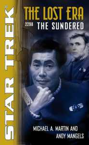 """the sundered 9780743464024 hr 185x300 """"Star Trek: The Lost Era: The Sundered"""" Review by Trek Lit Reviews"""