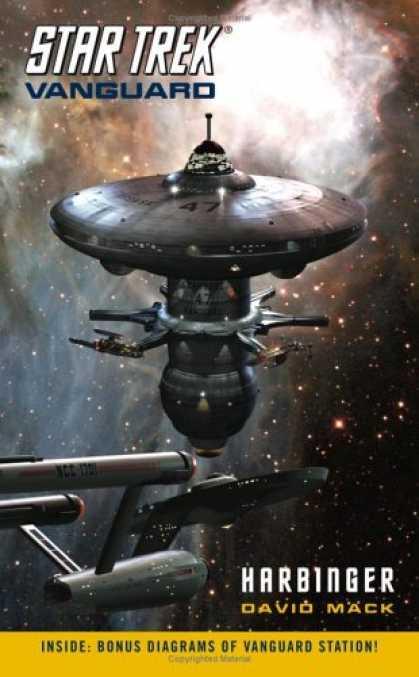Star Trek: Vanguard: Harbinger Review by Booknest.eu
