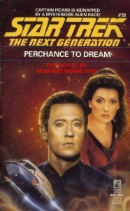 """Star Trek: The Next Generation: 19 Perchance To Dream"" Review by Deepspacespines.com"