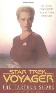 "41bqjR6TzEL 182x300 ""Star Trek: Voyager: The Farther Shore"" Review by Literary Treks"