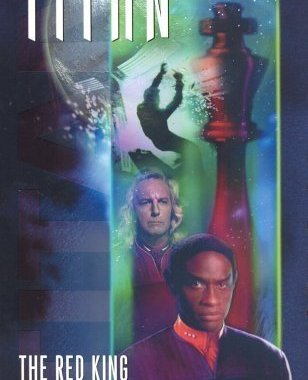 """Star Trek: Titan: The Red King"" Review by Literary Treks"