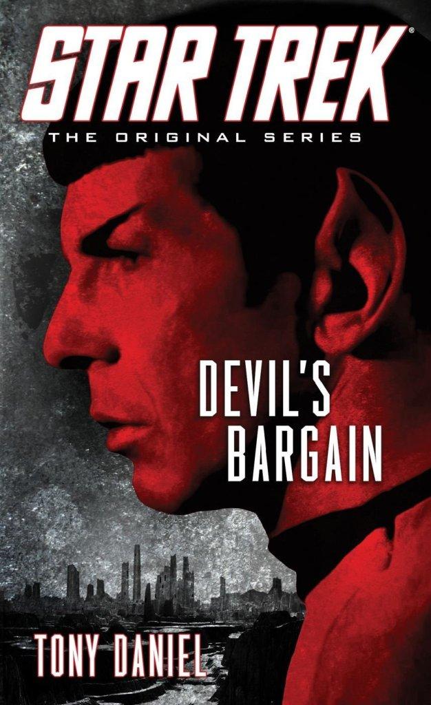 Star Trek: The Original Series: Devil's Bargain Review by Scifibulletin.com
