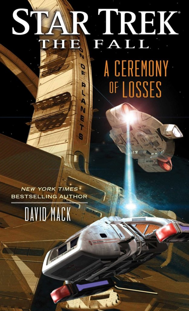Star Trek: The Fall: A Ceremony of Losses Review by Lessaccurategrandmother.blogspot.com