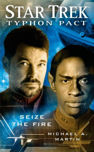Star Trek: Typhon Pact: 2 Seize the Fire Review by Trek.fm