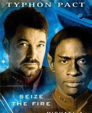 """Star Trek: Typhon Pact: 2 Seize the Fire"" Review by Trek.fm"