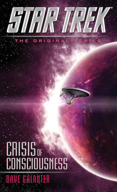 Star Trek: The Original Series: Crisis of Consciousness Review by Motionpicturescomics.com