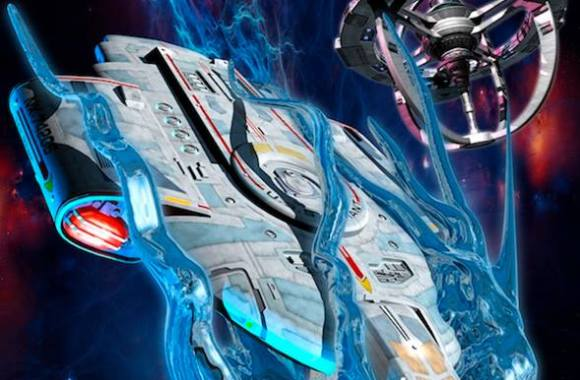 """Star Trek: Deep Space Nine: Ascendance"" Review by Tor.com"