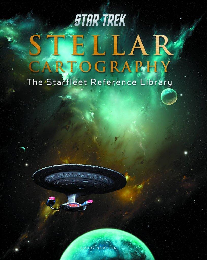 Star Trek Stellar Cartography: The Starfleet Reference Library Review by Trekclivos79.blogspot.com