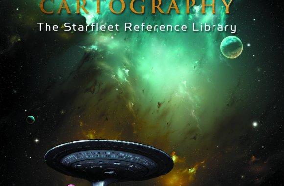 """Star Trek Stellar Cartography: The Starfleet Reference Library"" Review by Trekclivos79.blogspot.com"