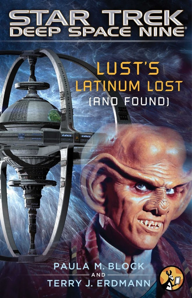 Star Trek: Deep Space Nine: Lust's Latinum Lost Review by Unreality sf.net