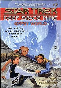 """Star Trek: Deep Space Nine: 7 Gypsy World"" Review by Deepspacespines.com"