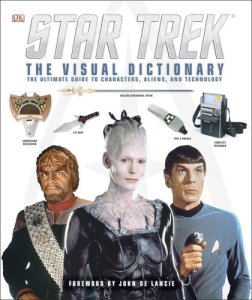 "512FkILF XL 252x300 ""Star Trek: The Visual Dictionary"" Review by The Trek Collective"