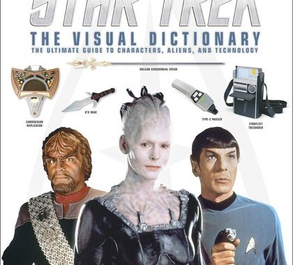 """Star Trek: The Visual Dictionary"" Review by The Trek Collective"