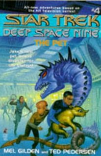 """Star Trek: Deep Space Nine: 4 The  Pet"" Review by Deepspacespines.com"
