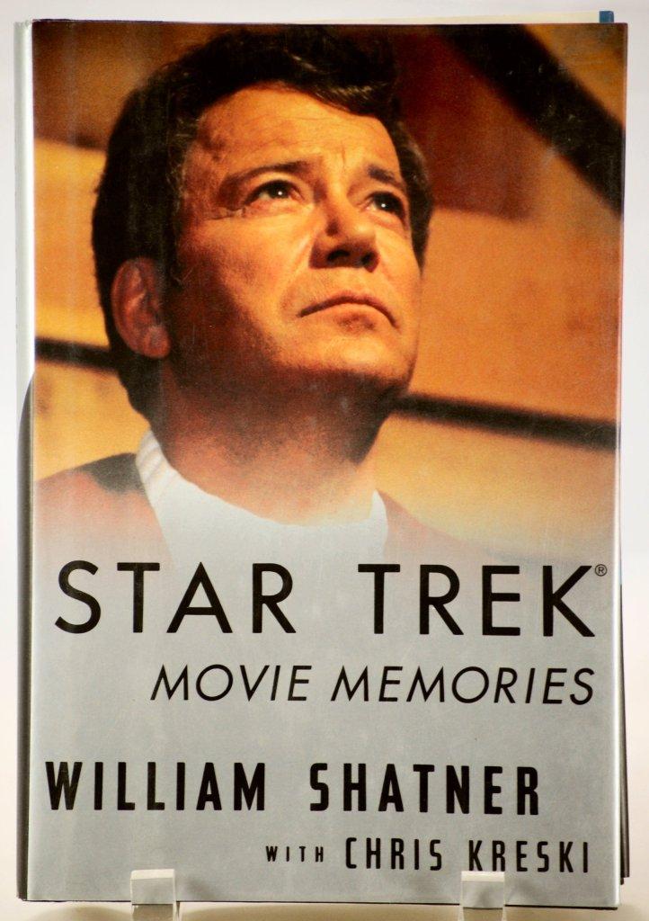 Star Trek: Movie Memories Review by Redshirtsalwaysdie.com
