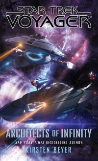 Out Today Star Trek Voyager Architects of Infinity