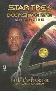 "61BlFnav07S 184x300 ""Star Trek: Deep Space Nine: Millennium: 1 The Fall of Terok Nor"" Review by Literary Treks"