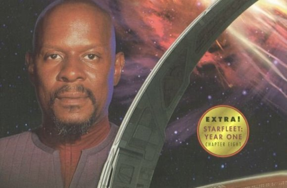 """""""Star Trek: Deep Space Nine: Millennium: 1 The Fall of Terok Nor"""" Review by Anchor.fm"""