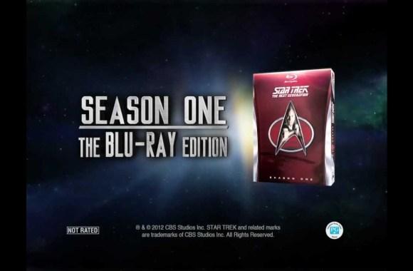 Star Trek Season 1 in HD