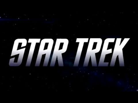 Star Trek video game trailer
