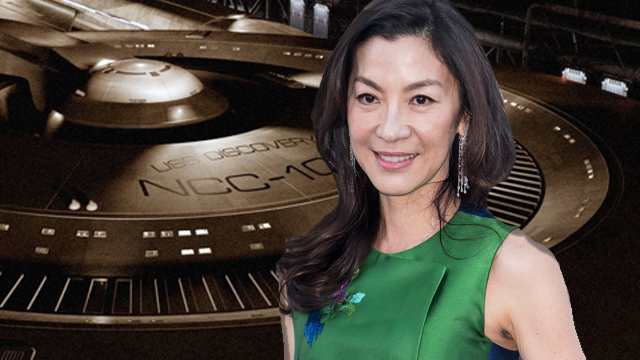 MichelleYeoh Star Trek Discovery Casting: Michelle Yeoh