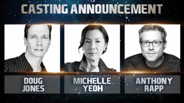 Star Trek Discovery Casting: Doug Jones & Anthony Rapp